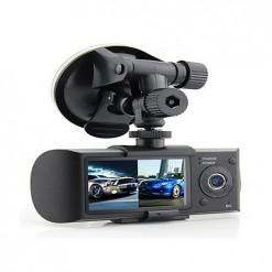 RETRO RT-R300 YENİ ÇİFT KAMERA 1080P 2.7 LCD G-SENSOR 140 DERECE ARAÇ DVR