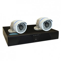 BEGAS 1130 AHD 2 Kameralı 1.0mp Paket - P158