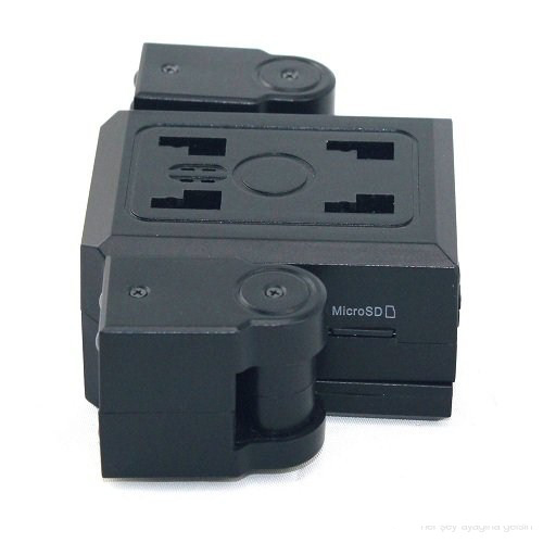 Cyber Araç içi Çift Kameralı Kayıt Cihazı An-4594 5