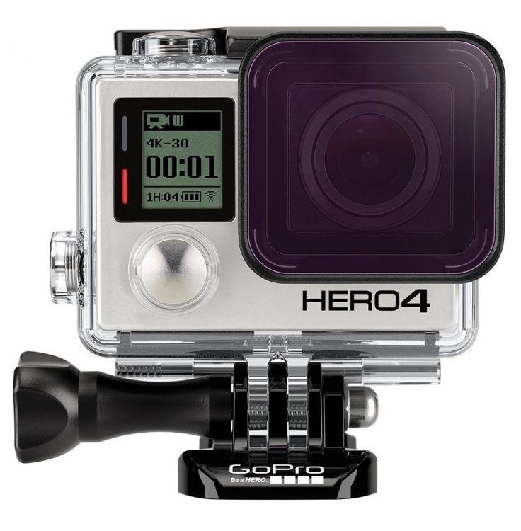 GoPro Dalış Filtresi Magenta (40 Metre Kamera Kutusu İçin) ABDFM-301