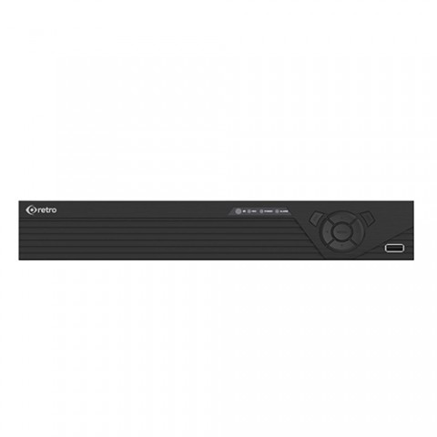RT-7216A 16 KANAL FULL HD 1U NVR 1