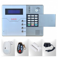 S-40 SMGP Kablosuz Alarm Sistemi