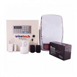 Wisetech Ekonomik Alarm Güvenlik Paketi