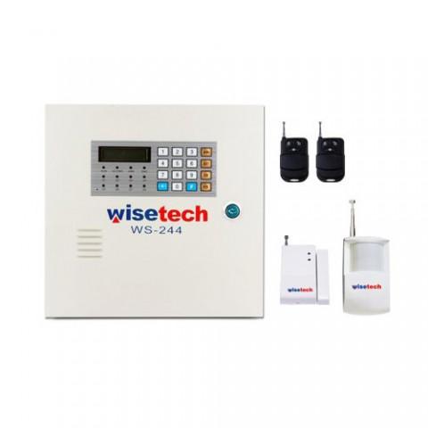 Wisetech WS 244 Alarm Paneli 1
