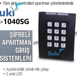 Suki_sk_1040sg_sifreli_apartman_giriş_sistemleri